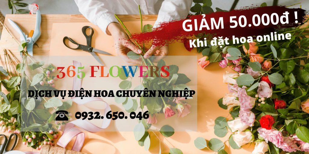 365 flowers